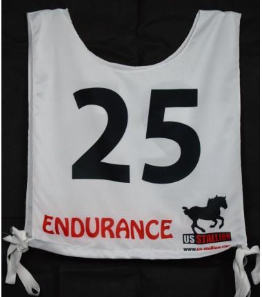 Dossard Endurance