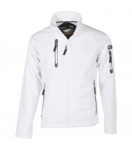 VESTE SOFT SHELL HOMME 3 COUCHES