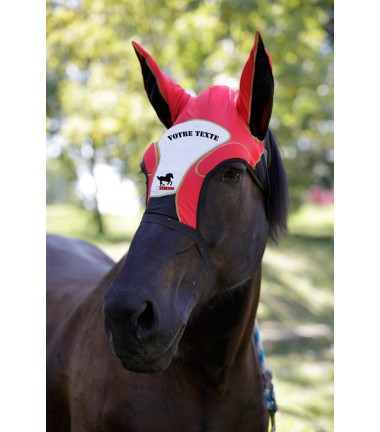 Bonnet-cap with personalised display